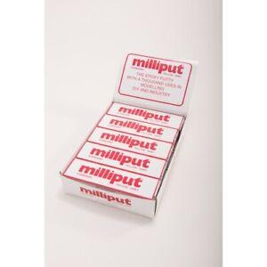 Milliput Standard Yellow Grey Putty - 10 Pack