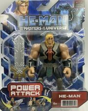 HE-MAN And The Masters Of The Universe POWER ATTACK HE-MAN CGI Animated NETFLIX