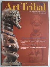 REVUE ART TRIBAL - AFRIQUE ASIE OCEANIE AMERIQUE - N° 5 - PRINTEMPS 2004
