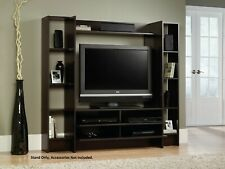 TV Entertainment Center Stand Wall Unit Cabinet Storage Display 4 Adjust Shelves