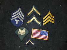 Lot of Various Military Patches