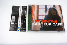 CLEMENTINE COULEUR CAFE SRCS 8957 CD JAPAN OBI A4210