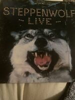 Steppenwolf Live Vinyl Double LP 1970 ABC/Dunhill Records DSD/50075