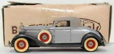 Brooklin 1/43 Scale BRK6 008  - 1932 Packard Light 8 Metallic Silver Grey