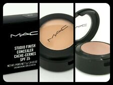 MAC STUDIO FINISH CONCEALER NC40 cache-cernes spf35 net wt.7g/24 US OZ FREE SHIP