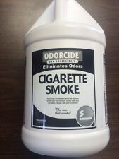 ODORCIDE CIGARETTE SMOKE ODOR SMELL REMOVER ELIMINATOR CONCENTRATED GALLON NEW