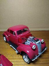 Amt Vintage 1937 Chevy Coupe 1/25 Built Model Kit Read Description see photos