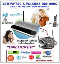 FIXED WIRELESS TELEPHONE w/ ZTE WF720