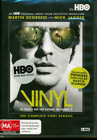 Vinyl The Complete First Season One 1 DVD NEW Region 4