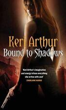 Bound to Shadows (Riley Jenson, Guardian, Book 8)-Keri Arthur