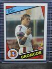 1984 Topps John Elway RC Rookie #63 Broncos C458