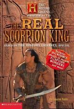 THE REAL SCORPION KING BY CAMERON BANKS PAPERBACK 2003 FIRST PRINTING