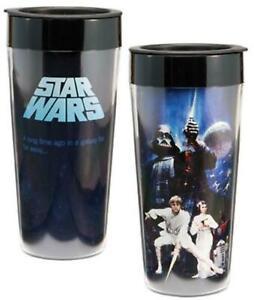 Star Wars 16 oz. Plastic Travel Mug