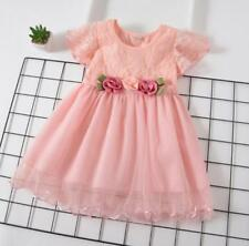 baby girls clothes kids girl summer dress birthday  party daily pageant dress