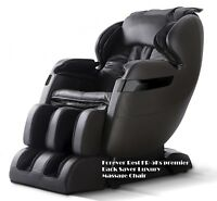 NEW Forever Rest FR-5K'S ZERO GRAVITY MASSAGE CHAIR FOOT ROLLING BUILT IN HEAT