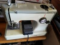Vintage Sears Kenmore Portable Sewing Machine