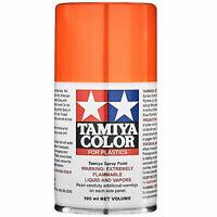 Tamiya America Inc TS-98 Pure Orange 100ml Spray Can