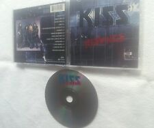 KISS REVENGE GERMAN COLLECTORS EDITION CD FIRST PRESS 1992
