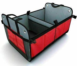 Car Boot Organizer Auto Vehicle Trunk Storage Tool Folding Boxes Travel Bags UK
