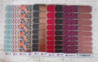 Jamberry nail wraps, sparkle, glimmer, metallic etc. FULL & HALVES + FREE BONUS