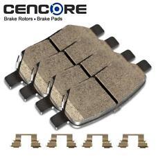 Rear Brake Disc Pad Set 4 Pcs Ceramic Brake Pads Kits For Chevrolet Cobalt 05-09