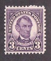 United States stamp #635, MNHOG, XF - Superb, SCV $70.00