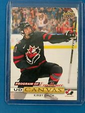 19-20 UD Canvas KIRBY DACH Program of Excellence RC # C263
