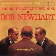 Bob Newhart  - Behind The Button Down Mind Of Bob Newhart