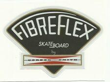 FIBREFLEX SKATEBOARDS Sticker / Decal 1970's GORDON & SMITH Australia SURFBOARD