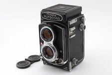 [Exc+++] Minolta Autocord TLR Camera w/ Rokkor 75mm f3.5 Lens from japan #237