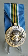 UN United Nations UNISFA Interim Security Force for Abyei Sudan 2011 Medal