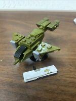 MEGA Construx Halo Infinite Series 1 MICRO PELICAN Ship CNC84 Mystery Ultra Rare