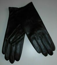 Jasmine Silk Ladies CLASSIC LEATHER GLOVES CASHMERE LINED (EXTRA LARGE)
