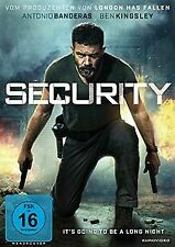 Security - It's Going to Be a Long Night von Alain DesRoc... | DVD | Zustand gut