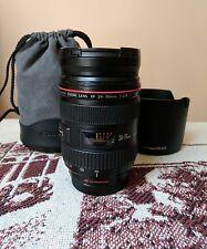 Canon 24-70mm f/2.8 L USM Zoom EF-Mount Lens