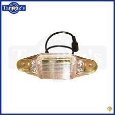 67-72 C/K 10/20 Pick Up Rear License Plate Lamp Light Assembly - GoldenStar