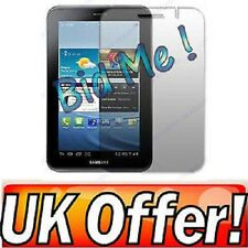 2 X Samsung Galaxy Tab 2 7.0 P3100 Anti-Glare (Matte Screen) Protectors Guards