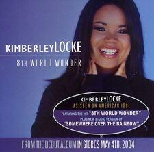 8th World Wonder Kimberley Locke MUSIC CD