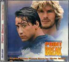 SC - POINT BREAK & NEVER CRY WOLF (Motion Picture Score) - Mark Isham