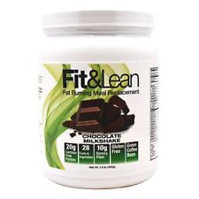 MHP Fit & Lean Fat Burning Meal Replacement Protein + Probiotics, 1 lb CHOCOLATE