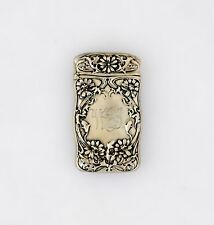 Gorham Sterling Silver Match Safe