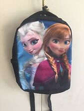 Small Backpack Bag Frozen Anna and Elsa