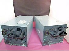 * LOT OF 2 * WS-CAC-3000W - Cisco Catalyst 6500 Series 3000W AC Power Supplies