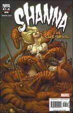 Marvel Comics Shanna The She-Devil 7 NM-/M 2005