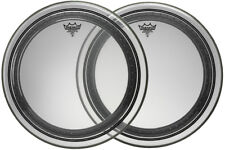 """Remo 24"""" Clear Powerstroke Pro Bass Drum Head"""