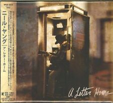 Neil Young -a Letter Home-japan CD F45