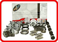 69-86 Ford SBF 351W WINDSOR 5.8L V8 Master Engine Rebuild Kit w/ Stage-1 HP Cam