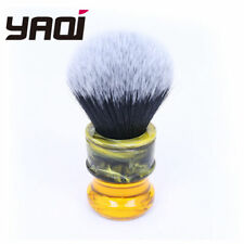 24Mm Yaqi Sagrada Familia Black/White Synthetic Fibre Men Shave Brushes