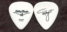 TED NUGENT 2008 Rolling Thunder Tour Guitar Pick!! Ted's custom concert stage