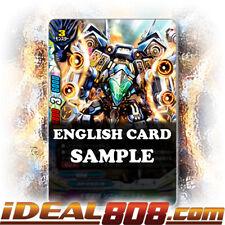Buddyfight x 4 Biggest Dragonarms, Sonic Blast [X-BT02A-SS02/0027EN C (Regular)]